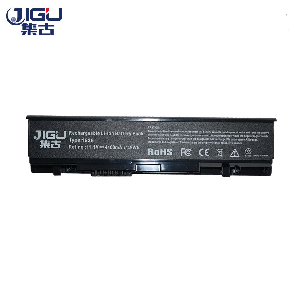 JIGU Replacement Laptop Battery For <font><b>Dell</b></font> <font><b>Studio</b></font> <font><b>1535</b></font> 1536 1537 1555 WU946 KM958 A2990667 image
