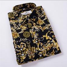 Мужская рубашка : /4xl/2017 Slim Fit