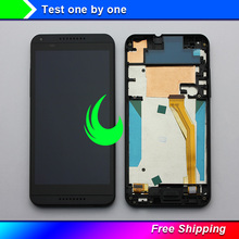 цена на 5.5 Original Display For HTC Desire 816W 816N 816D 816T 816X LCD Touch Screen Digitizer Assembly with Frame For HTC 816N LCD