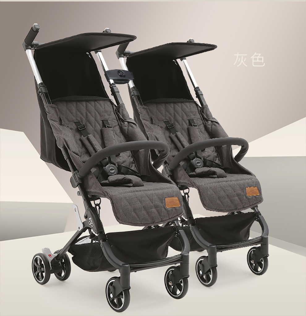 Combi Double Stroller Side By Side Us 299 2018 Newborn Twin Stroller Double Side By Side Baby Stroler Carriage Easy Go Kids Stroller Jogger In Mutiple Stroller From Mother Kids On