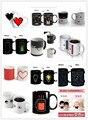 Econoled Tech Батареи Изменение Цвета Термометр Тепло Кружка Чувствительные Фарфоровые Чайные Чашки Кофе