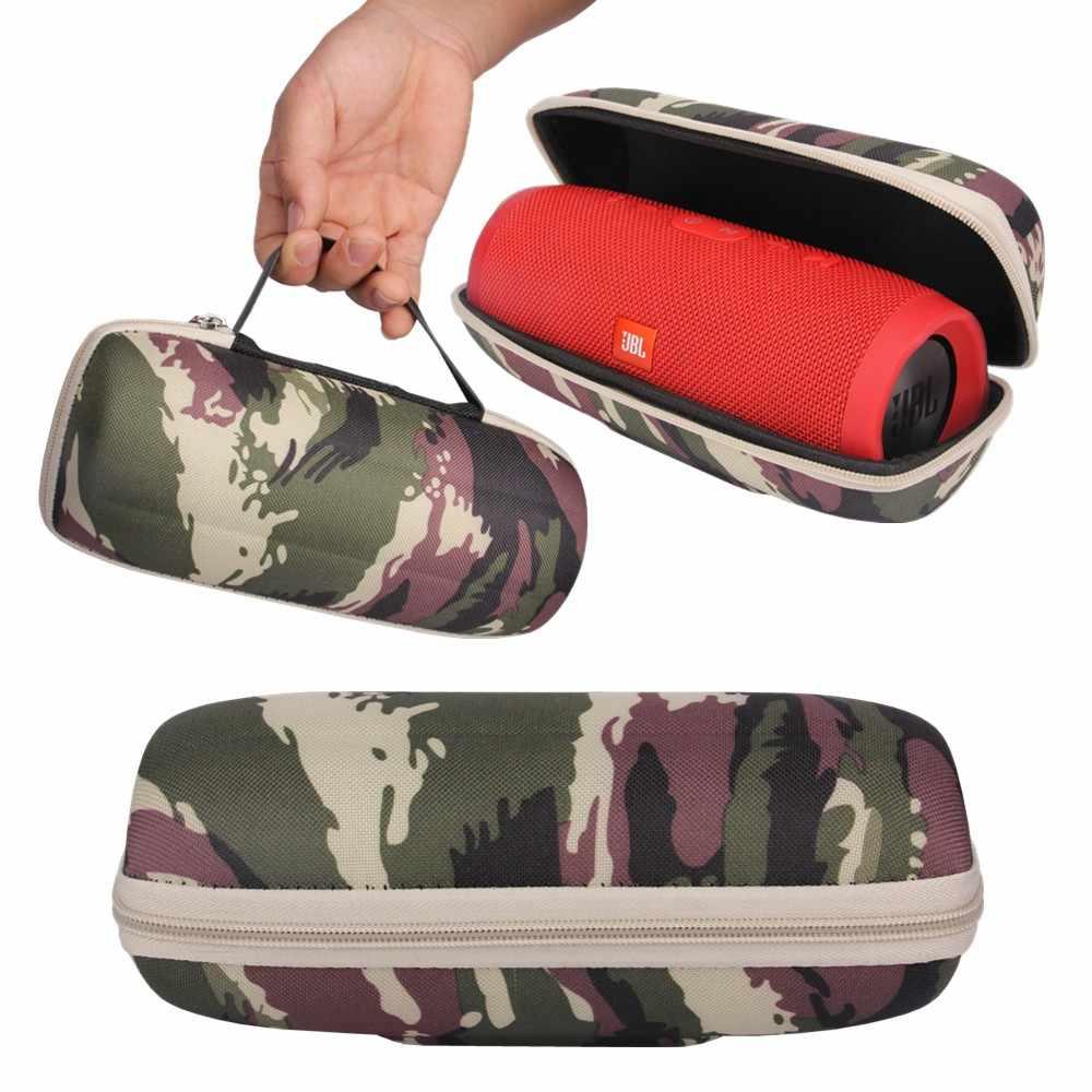 Защитная коробка для путешествий футляр для переноски для JBL Charge3/Charge 3 Bluetooth Динамик Портативный чехол для хранения сумка чехол