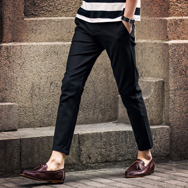 British Style Gentleman Trousers  2