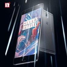 OnePlus 3 ROM 64 ГБ + RAM 6 ГБ Смартфон LTE 4 Г 5.5 ''5D дуги Android 6.0 Snapdragon 820 Quad Core 2x2.2 ГГц + 2x1.6 ГГц 3000 мАч 16MP(China (Mainland))
