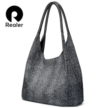 Realer handbag for ladies women shoulder bag high quality ge