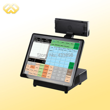 Touch All-In-One Computer Desktop PC POS1501(China (Mainland))