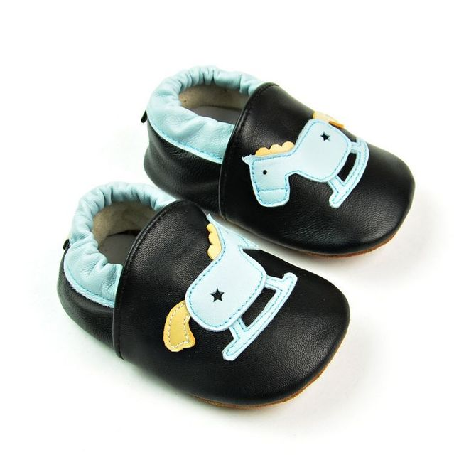 2017 del bebé del Resorte mocasines de cuero zapatos de marca a mano antideslizante inferior de cuero de vaca bebé Recién Nacido Infant Toddler zapatos de Bebe
