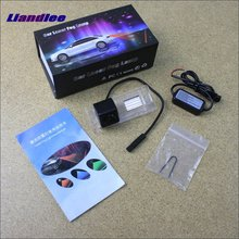 Liandlee Anti Collision Laser For Nissan NV400 2011~2016 Car Prevent Mist Fog Lamps Laser Anti Haze Lamps Warning Rear Light liandlee anti collision laser lights for honda city 2012 2014 car prevent mist fog lamps anti haze warning rear light