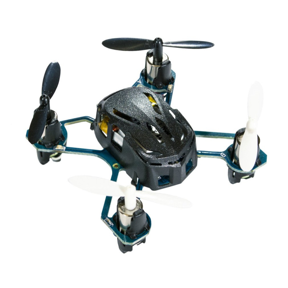 HUBSAN Brand Palm Size Q4 H111 4-CH 2.4GHz Remote Control Mini Professional RC Quadcopter Flying Helicopter Toys Gift for Kids