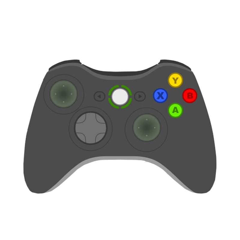 все цены на USB Wired Joypad Gamepad Black Controller For Xbox 360 Joystick For Official Microsoft PC for Windows 7 Windows 8