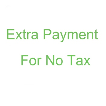 Extra payment for No Tax image