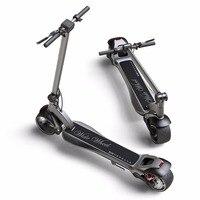 2018 новейший Widewheel электрический скутер двойной мотор скутер электрический kick scooter 634Wh скутеры для взрослых бесплатная доставка