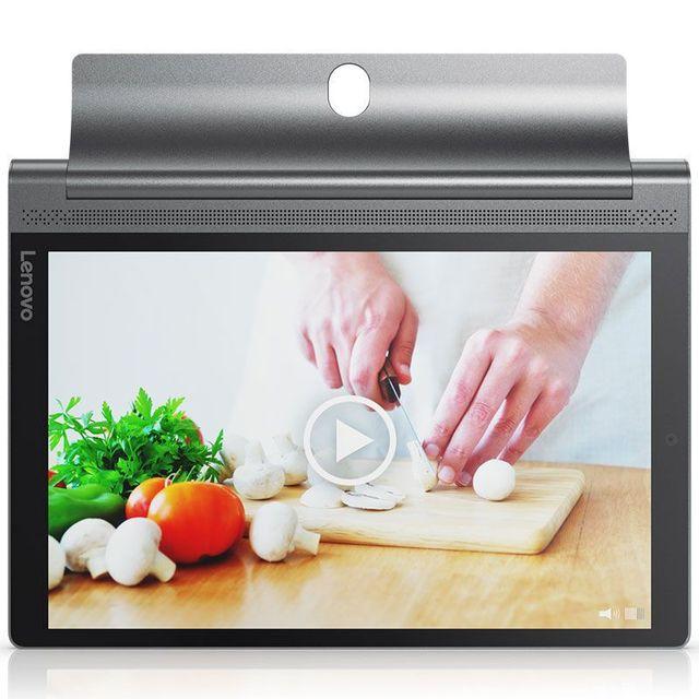 Lenovo Yoga TB3 Plus (YT-X730F) 10.1 inch Android 6.0 Snapdragon 652 Octa Core 3GB 32GB Dual WiFi Tablet 13.0MP + 5.0MP Camera