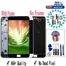 5 5 MX4 Pro LCD For MEIZU MX4 Pro LCD Display Touch Screen Digitizer Assembly Replacement