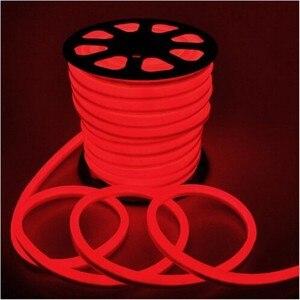 Image 3 - مقاوم للماء IP65 LED ضوء النيون من المنزل ضوء المنزل فندق علامات النمذجة DIY بها بنفسك الديكور الإعلان 220 فولت LED فليكس ضوء النيون