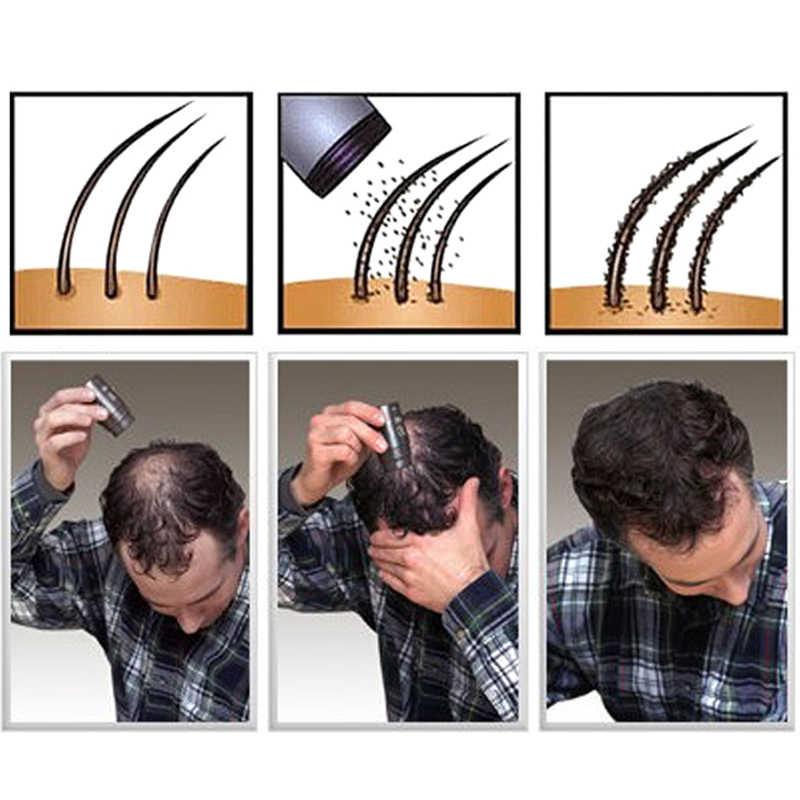 サロン美容化粧パフ 27.5 グラム toppik 毛髪繊維ケラチン髪ビルスタイリングパウダー脱毛製品コンシーラーブレンダー櫛