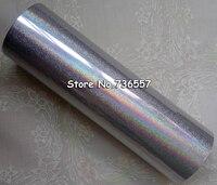 2 Rolls Lot Hot Stamping Foil Holographic Foil Hot Stamping On Paper Or Plastic 16cm