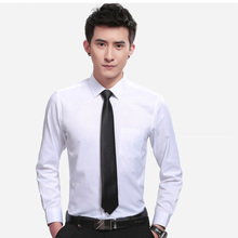 New Fashion Men Shirts casual Long Sleeve Slim Men s Shirts High Quality Mens Formal