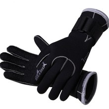 3 мм неопреновые перчатки для подводного плавания, перчатки для плавания, оборудование для подводного плавания, сохраняющее тепло от царапин, гидрокостюм, материал для зимнего плавания, подводной охоты