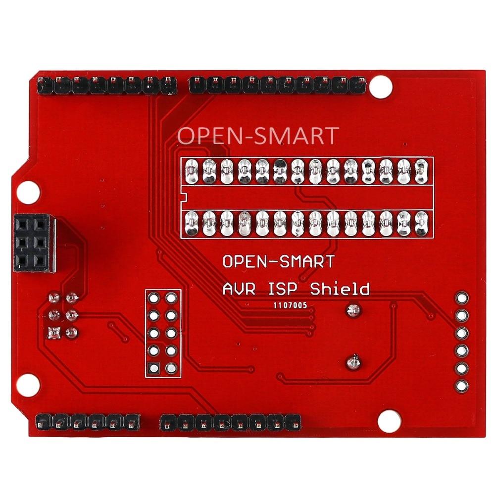 AVR ISP skydas deginantis įkrovos kaupiklio programuotojas - Pramoniniai kompiuteriai ir priedai - Nuotrauka 4