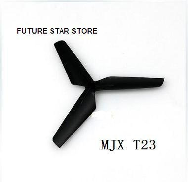 Freeshipping! MJX T23 RC helicopter spare parts: Tail blade for MJX T23,MJX helicopter part 5pcs/Lot