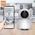 Xiaomi Xiavv Q8 HD 1080P 360 ° панорамная IP инфракрасная камера ночного видения AI детектор панорамная камера детская видеоняни