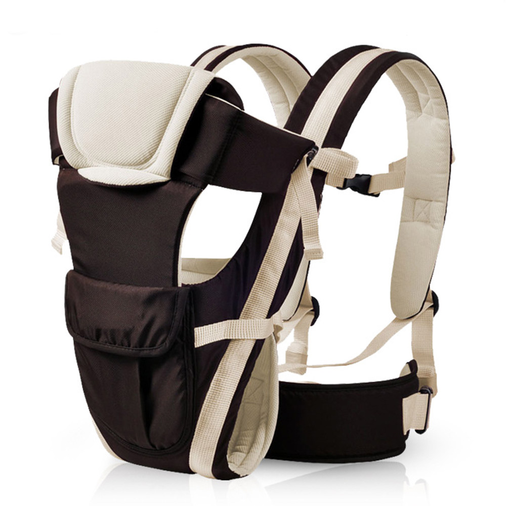 0-30 Months Breathable Front Facing Baby Carrier 4 In 1 Infant Comfortable Sling Backpack Carrier Pouch Wrap Baby Kangaroo New
