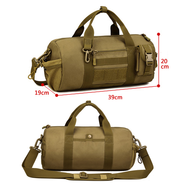 Clee Outdoors Waterproof Duffle Handbag