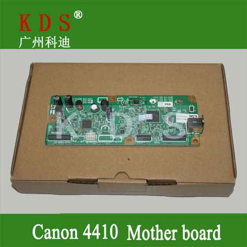 все цены на Original matherboard for canon MF4410 formatter board for canon laser printer parts FM4-7174-000remove from new machine онлайн