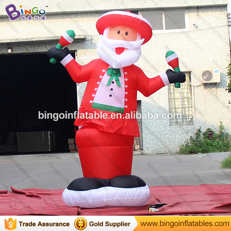2m Tall Inflatable Santa, Indoor Advertising Swing Christmas Inflatable Santa Claus For Christmas Decoration Xmas Toys2m Tall Inflatable Santa, Indoor Advertising Swing Christmas Inflatable Santa Claus For Christmas Decoration Xmas Toys