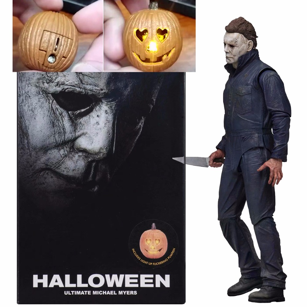 NECA Halloween 2018 Movie Ultimate Michael Myers 18cm