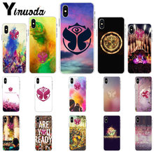 Yinuoda Belgium Tomorrowland Music Festival Novelty Fundas Phone Case Cover for Apple iPhone 8 7 6 6S Plus X XS MAX 5 5S SE XR(China)