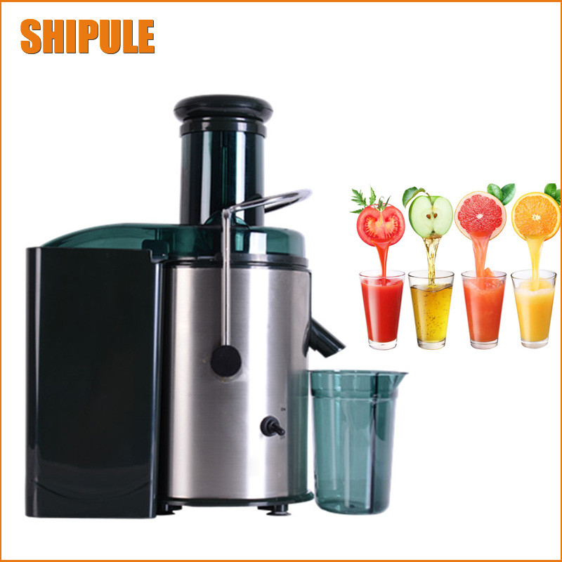 SHIPULE Nutrition Slow Juicer Extractor Commercial Juice Machine Price image
