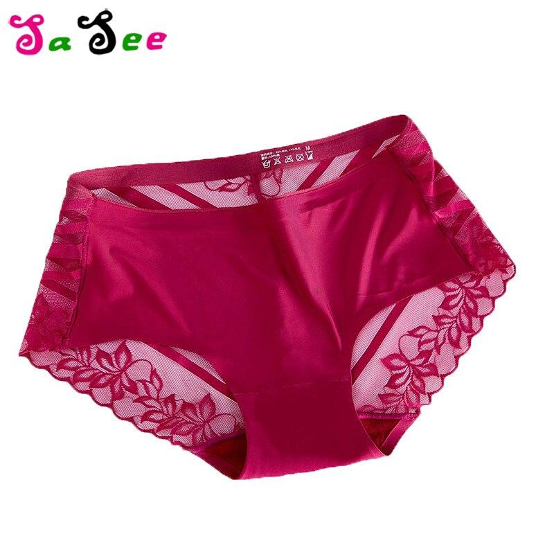 Aliexpresscom  Buy 1 Pieces New Women Underwear Ice Silk Transparent Seamless -1955