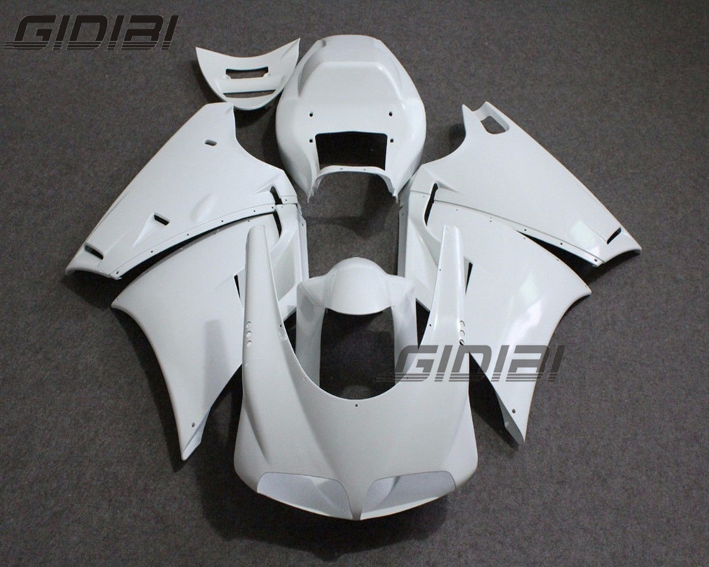 Unpainted ABS Injection Bodywork Fairing Kit For DUCATI 996/ 748/ 916/ 998 1993 2005 00 01 02 03 04 05 +4 Gift