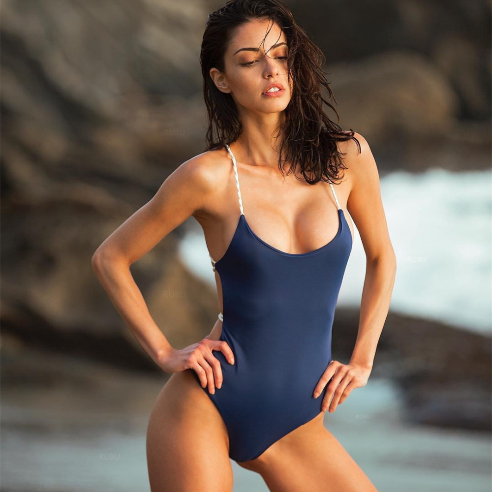 Sporting 2019 Summer Sleeveless Backless Women Sexy Bodysuit Casual Buttons Beach Mesh Bodysuit Solid Bodycon Swimsuit Convenience Goods Bodysuits