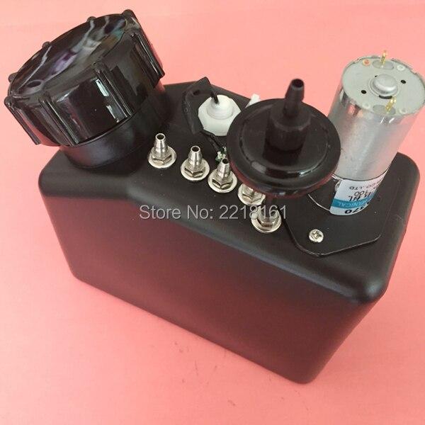 Imprimante UV grand format Flora Infinity SID système d'encre en vrac réservoir de bouteilles d'encre 1L avec filtre à encre, outil de mélange d'encre blanche, capteur de niveau