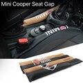 Mini plugue lacuna assento de fibra de carbono interior Do Carro cooper compatriota MINI clubman R55 R56 R57 R58 R59 R60 R61 F55 F56 à prova de fugas pad