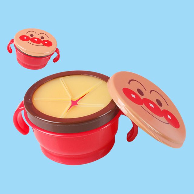 Children Snack Storage Box Baby Food Storage Out Portable Food Container With Lid Baby Food Box & Children Snack Storage Box Baby Food Storage Out Portable Food ...