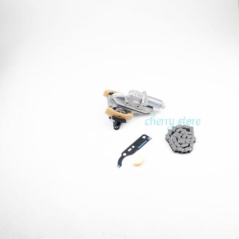 Nouveau 058 109 229 B Kit de joint de tendeur de chaîne de distribution et d'arbre à cames pour VW Jetta Golf Passat Audi A4 TT 1.8 T