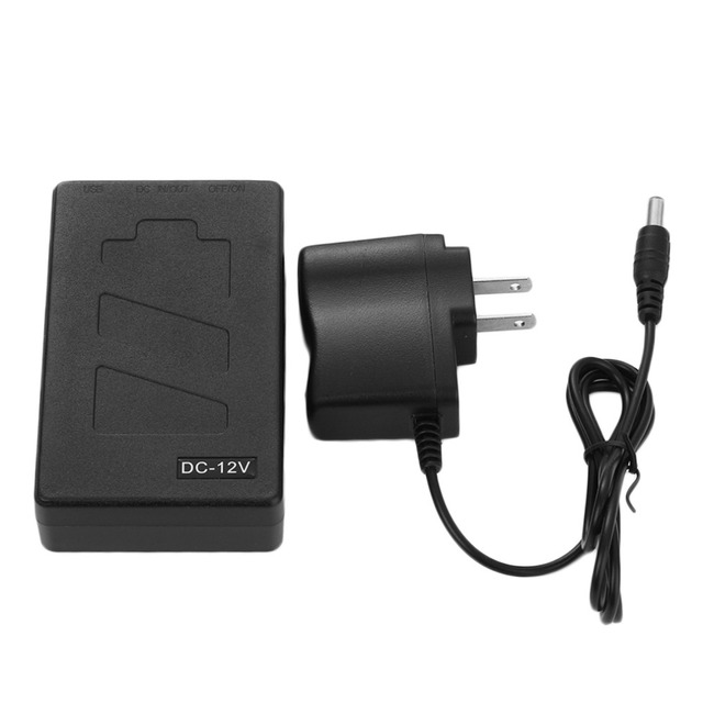 Multifunctional 4800mA Super Polymer Lithium Ion Battery 12V Black Plastic Shell Battery Original With EU/US Charger