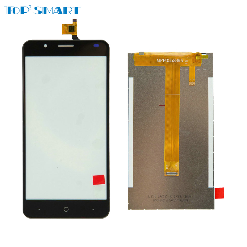 100% Original Quality For Ulefone Tiger LCD Display with