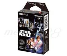 New Arrival Original High qulaity 10 Fujifilm Instax Mini Instant Film for Mini 7s 8 25 50s 90 Star wars free shipping