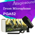 PGA52 Professional Kick Drum Bass Instrument Dynamic Microphone PGA Sound System For Stage Show Studio PGA 52 New Boxed!!