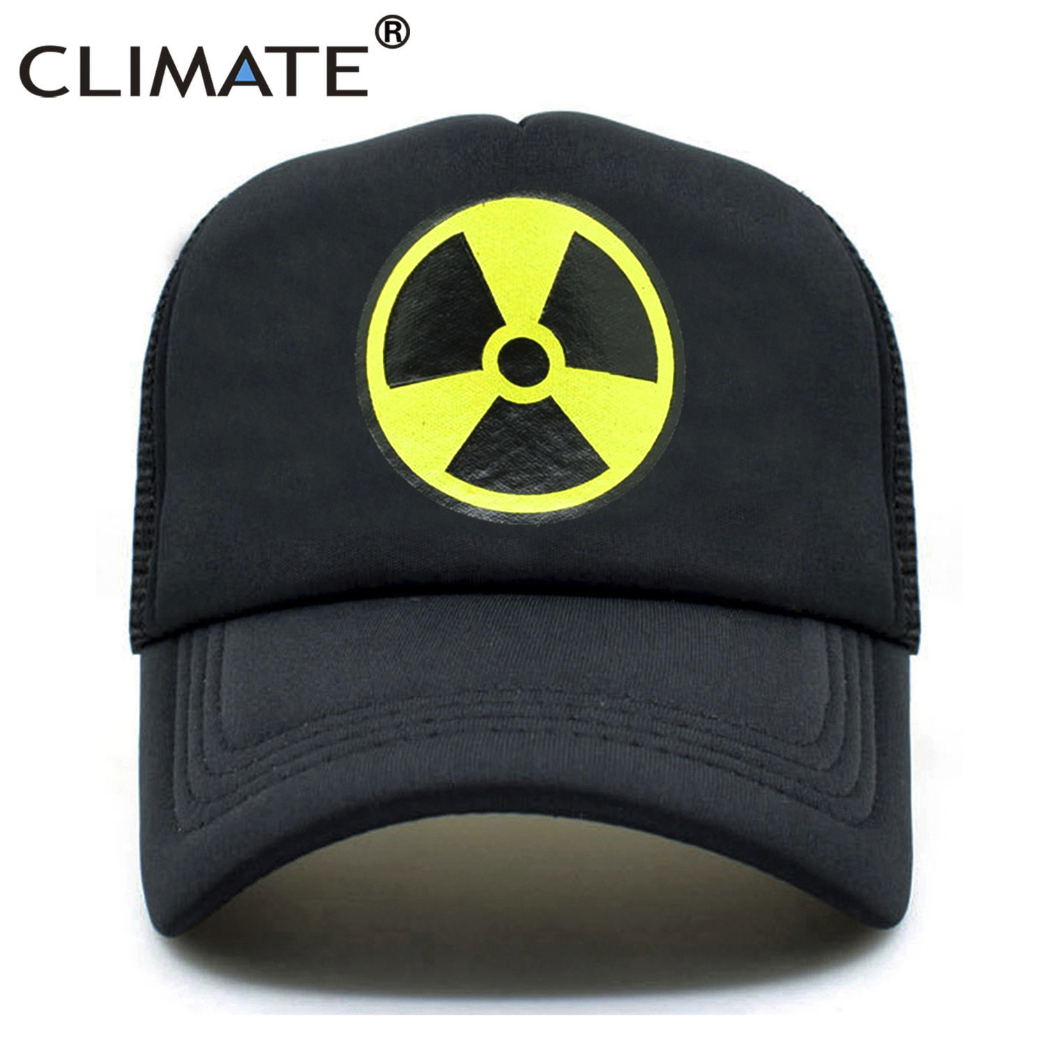 2beee5ae7bf Detail Feedback Questions about CLIMATE Fallout 4 Shelter Trucker Caps  Women Men Black Baseball Cap Summer Hot Game Fans Cool Mesh Cap X RAY  Summer Hat Men ...
