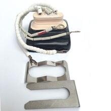 Calentador de placa de cerámica Estación de retrabajo de BGA, 60x60mm, 250W, con Sensor de temperatura