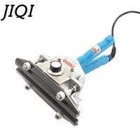 JIQI Direct heat Bags Pliers impulse sealing machine handheld electric composite Aluminum foil kraft paper packing sealer packer