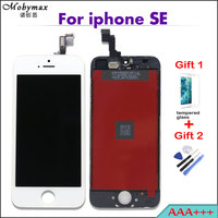 100 Check Test High AAA Quality LCD Touch Screen For IPhone SE Front Glass Display Digitizer
