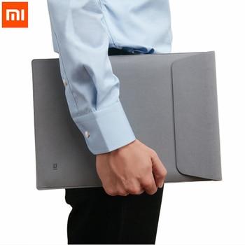 Xiaomi 12.5 inch/13.3inch Envelope Style Laptop Superfine Fiber Soft Case Bag for Macbook Air 11/ 12 inch & Mi Notebook Laptop Video Games Bags