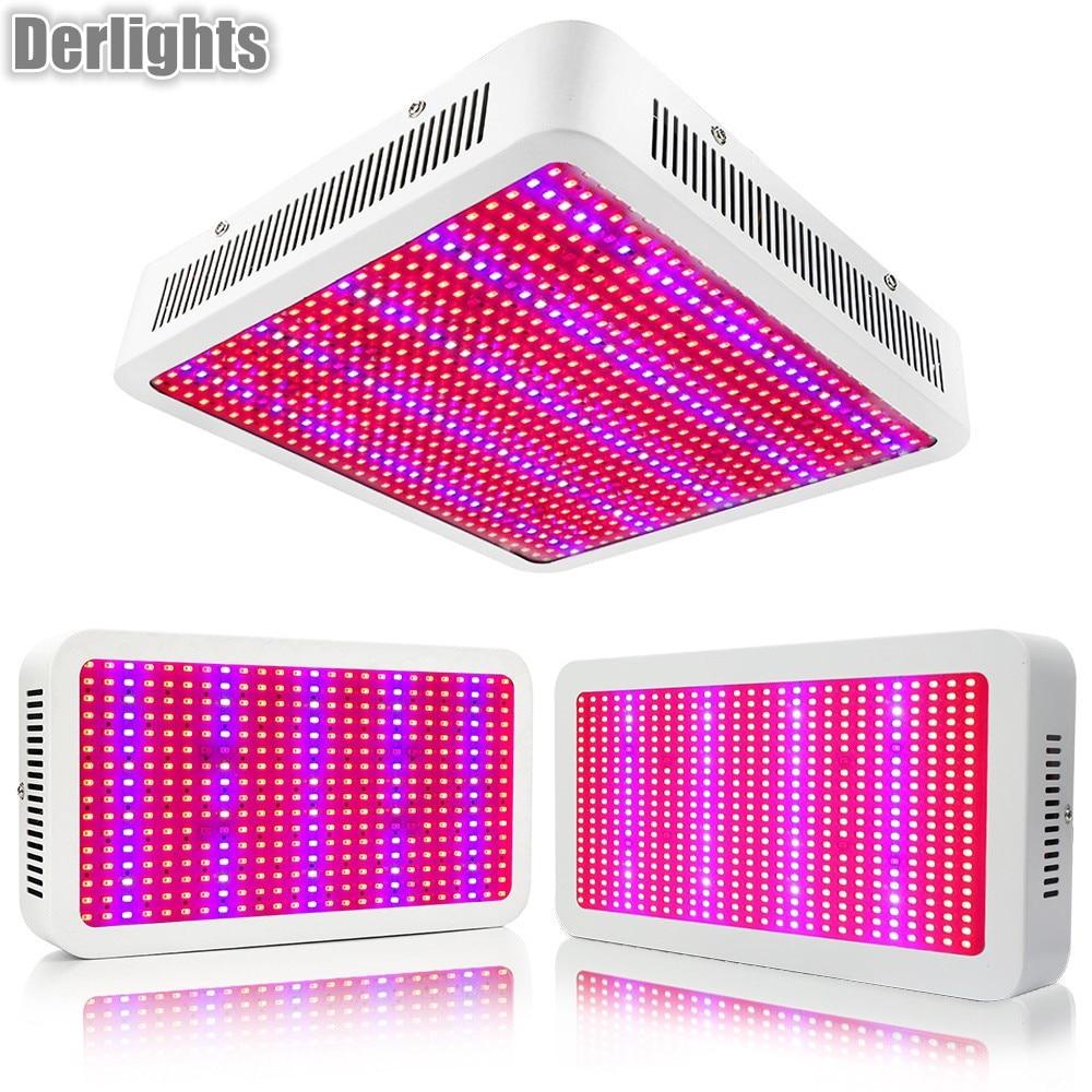 400W 600W 800W Full Spectrum LED Grow Lights AC85 265V LED Plant Lamp For Greenhouse Grow